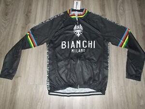 BIANCHI MILANO CYCLING,JERSEY L Long sleeve,summer