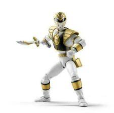 Power Rangers Lightning Mighty Morphin White Ranger 6in Figure Wave 7 IN STOCK
