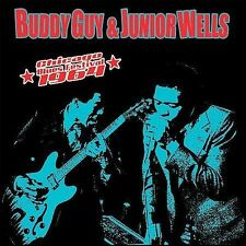 Buddy Guy & Junior Wells At the Chicago Blues Festival 1964 - NEW SEALED LP