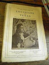 louisiane et texas voyage de la mission cavelier de la salle par Jaray