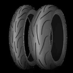 Satz 120/70 ZR17 (58W) + 190/50 ZR17 (73W) Michelin Pilot Power