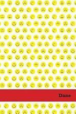 Etchbooks Dane, Emoji, College Rule, 6 X 9', 100 Pages by Etchbooks (2015,...