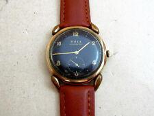 DOXA Swiss vintage men's mechanical wristwatch