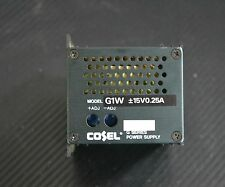Cosel G1W G Series Power Supply +/-15V 0.25A