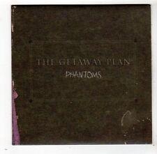 (FW859) Phantoms, The Getaway Plan - 2012 DJ CD