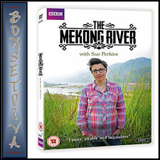 THE MEKONG RIVER WITH SUE PERKINS - BBC SERIES  **BRAND NEW DVD ***