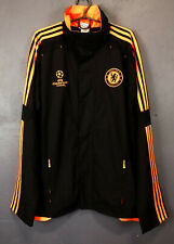 CHAMPIONS LEAGUE CHELSEA 2011/2012 JACKET TRAINING SOCCER FOOTBALL SIZE L 42/44
