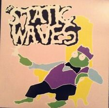 The Static Waves-Lily struts in waltz time toward the blinds 7 inch single