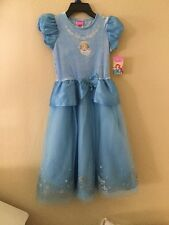 New Beautiful Disney Princess Cinderella Size 6X Halloween Costume Dress Up