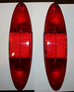 Sunbeam Tiger/Alpine Tail Light Lens Set NEW!!! NO RESERVE!!! Inner Screws!!