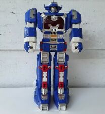 Power Rangers In Space Deluxe Astro Megazord 1997 Bandai Action Figure Working