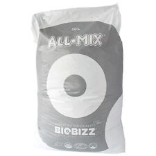 BioBizz All·Mix 50L AllMix stark vorgedüngte Pflanzerde All-Mix mit Perlite Grow