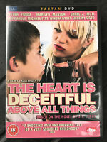 El Corazón Es Deceitful Arriba Todo Things JT Leroy Asia Argento Drama Tartán