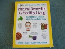 Natural Remedies for Healthy Living: Over 1000 Smart Solutions to Help You Live