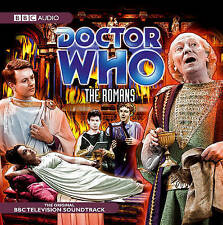 Doctor Who : The Romans (Classic) by Dennis Spooner (CD-Audio)