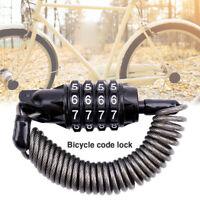 Lock Multi-function Wire Lock Anti-theft Locks Riding Accessories chic