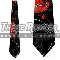 Drums Ties Rhythm Necktie Mens Percussion Music Notes Neck Tie NWT
