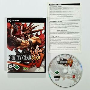 PC CD-Rom GUILTY GEAR ISUKA dt. 2D Arcade Beat'em Up/Neo Geo/Coop Multiplayer