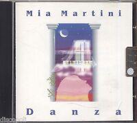 MIA MARTINI - Danza - CD USATO OTTIME CONDIZIONI