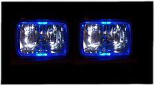 H6054 will fit 87-97 Nissan Hardbody True HID Low Beam 35w Ballast Blue LED Halo