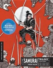 Criterion Collection Samurai Trilogy 2 PC BLURAY