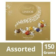 Lindt Lindor Assorted Chocolate Balls Gift Box 150g