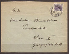 Trains, Railroads Postal History Austrian Stamps
