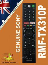 Rmf-tx310p Rmftx310p Genuine Sony Bravia Remote