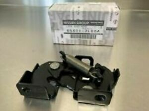 Nissan Genuine OEM  G37 Coupe / 2009-2019 370Z Right & Left Hood Latch Pair
