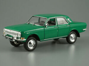 GAZ-24-95 Volga Sparse Four-wheel Drive Prototype Diecast Model Car 1:43 Scale