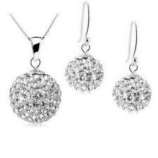 Markenlose Modeschmuck-Sets mit Kristall für Damen