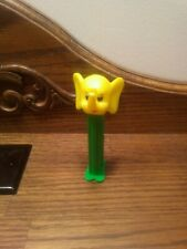 PEZ Yellow Elephant Loose