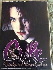 THE CURE limited  1999  CALENDAR Robert Smith   RARE NEW