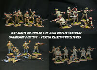 1fig.Commission painting 1:32 ,54mm,samples <DONT BUY THIS>High-Display standard
