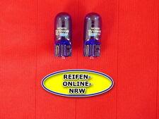 2X Original Würth Standlichtbirne Blau 12V/5W 5W5  Xenon  Standlicht