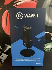 Elgato Wave:1 Premium USB Condenser Microphone