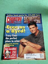 Vintage Country Music Weekly Magazine July 1997 Tracy Byrd
