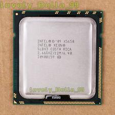 Intel Xeon X5650 2.66 GHz 12MB LGA 1366 Six Core (AT80614004320AD) Processor