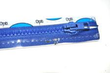 Cremalleras de costura color principal azul