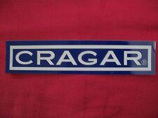 Cragar Stickers Decals NHRA Hot Rod Racing