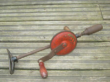 Vintage 1925's MILLERS FALLS No 119A RARE MODEL 2 speed breast Hand drill