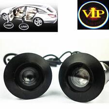 Neu 2pcs Autotür Laser Projektion Lampe Welcom Lichter 3D VIP Logo Muster 12V 5W