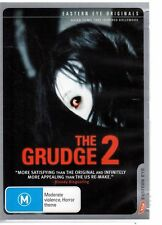 The Grudge 2 (DVD, 2005-(eastern eye original)-FREE POSTAGE (rare