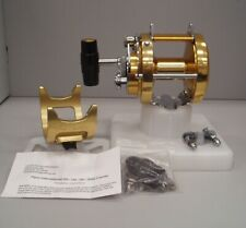New listing Penn International 30 Reel with additional Tiburon Frame Excellent Condition!