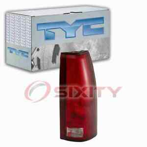 TYC Right Tail Light Assembly for 1992-1999 GMC C1500 Suburban Electrical xe