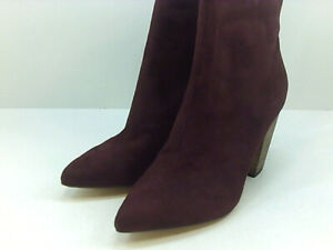 Carlos by Carlos Santana Women's Shoes Boots, Red, Size 7.0