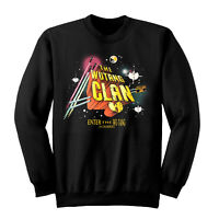 Official Wu Tang Clan Gods Of Rap Sweatshirt Pullover Enter The 36 Chambers NEW