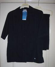 Finn Karelia - Dark Navy 2 Piece Blouse Skirt With Tags UK 12 (38)
