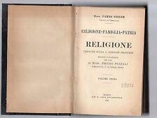 religione-famiglia-patria - religione - versione sulla prima edizione francese