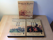 Horse and Musket Dawn Of An Era Trilogy Board Games Hollandspiele Hold The Line